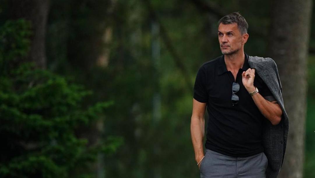 Paolo Maldini. Lapresse